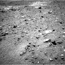 Nasa's Mars rover Curiosity acquired this image using its Left Navigation Camera on Sol 1073, at drive 546, site number 49