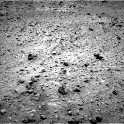 Nasa's Mars rover Curiosity acquired this image using its Left Navigation Camera on Sol 1073, at drive 600, site number 49