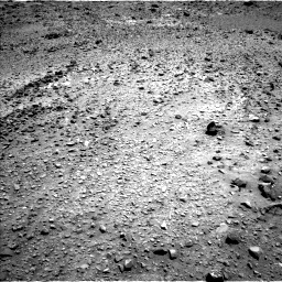 Nasa's Mars rover Curiosity acquired this image using its Left Navigation Camera on Sol 1073, at drive 612, site number 49
