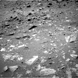 Nasa's Mars rover Curiosity acquired this image using its Right Navigation Camera on Sol 1073, at drive 372, site number 49