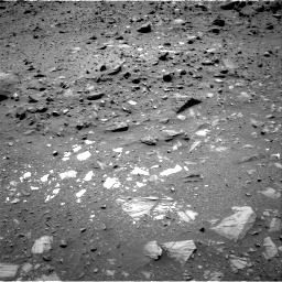 Nasa's Mars rover Curiosity acquired this image using its Right Navigation Camera on Sol 1073, at drive 378, site number 49