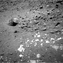 Nasa's Mars rover Curiosity acquired this image using its Right Navigation Camera on Sol 1073, at drive 384, site number 49