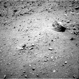 Nasa's Mars rover Curiosity acquired this image using its Right Navigation Camera on Sol 1073, at drive 396, site number 49