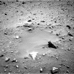 Nasa's Mars rover Curiosity acquired this image using its Right Navigation Camera on Sol 1073, at drive 456, site number 49