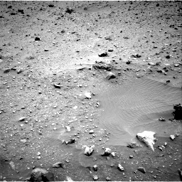 Nasa's Mars rover Curiosity acquired this image using its Right Navigation Camera on Sol 1073, at drive 462, site number 49