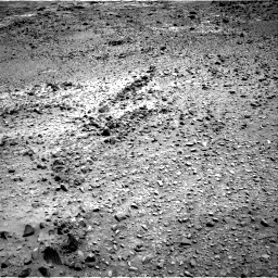 Nasa's Mars rover Curiosity acquired this image using its Right Navigation Camera on Sol 1073, at drive 624, site number 49