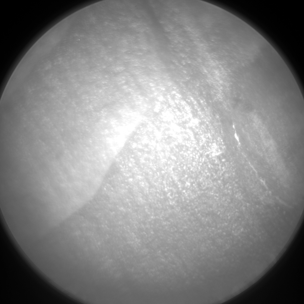 Nasa's Mars rover Curiosity acquired this image using its Chemistry & Camera (ChemCam) on Sol 1074, at drive 642, site number 49