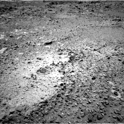 Nasa's Mars rover Curiosity acquired this image using its Left Navigation Camera on Sol 1074, at drive 690, site number 49