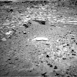 Nasa's Mars rover Curiosity acquired this image using its Left Navigation Camera on Sol 1074, at drive 732, site number 49