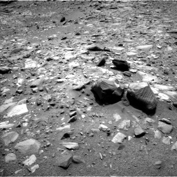 Nasa's Mars rover Curiosity acquired this image using its Left Navigation Camera on Sol 1074, at drive 780, site number 49