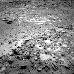 Nasa's Mars rover Curiosity acquired this image using its Right Navigation Camera on Sol 1074, at drive 720, site number 49