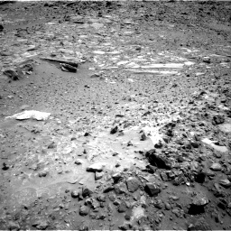 Nasa's Mars rover Curiosity acquired this image using its Right Navigation Camera on Sol 1074, at drive 726, site number 49
