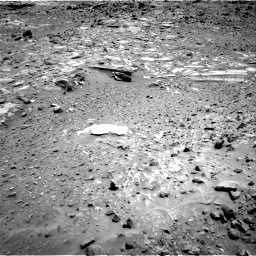 Nasa's Mars rover Curiosity acquired this image using its Right Navigation Camera on Sol 1074, at drive 732, site number 49