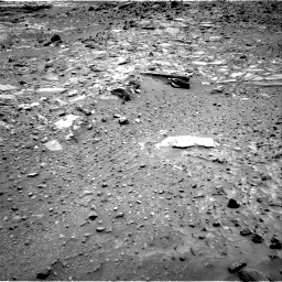 Nasa's Mars rover Curiosity acquired this image using its Right Navigation Camera on Sol 1074, at drive 738, site number 49
