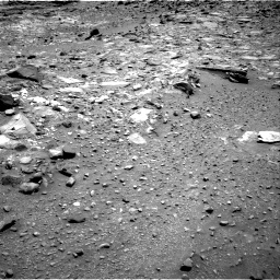 Nasa's Mars rover Curiosity acquired this image using its Right Navigation Camera on Sol 1074, at drive 744, site number 49