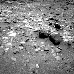 Nasa's Mars rover Curiosity acquired this image using its Right Navigation Camera on Sol 1074, at drive 762, site number 49