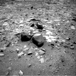 Nasa's Mars rover Curiosity acquired this image using its Right Navigation Camera on Sol 1074, at drive 768, site number 49