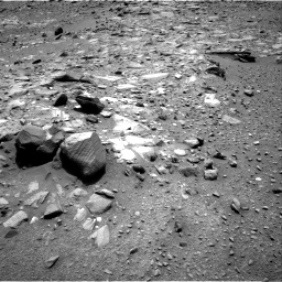 Nasa's Mars rover Curiosity acquired this image using its Right Navigation Camera on Sol 1074, at drive 774, site number 49