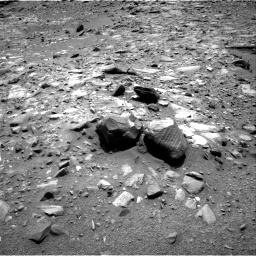 Nasa's Mars rover Curiosity acquired this image using its Right Navigation Camera on Sol 1074, at drive 780, site number 49