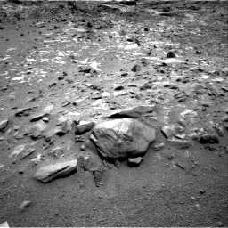 Nasa's Mars rover Curiosity acquired this image using its Right Navigation Camera on Sol 1074, at drive 810, site number 49