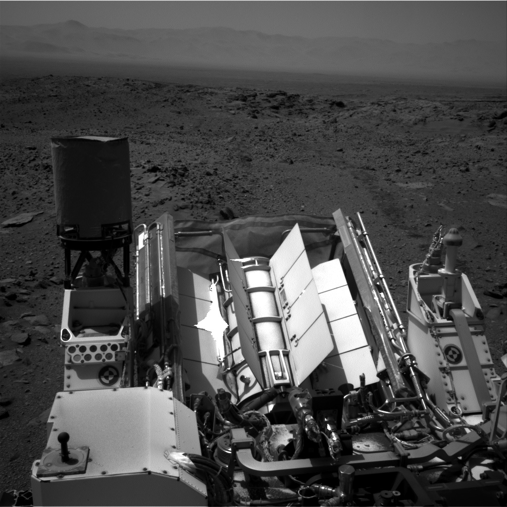 Nasa's Mars rover Curiosity acquired this image using its Right Navigation Camera on Sol 1074, at drive 814, site number 49