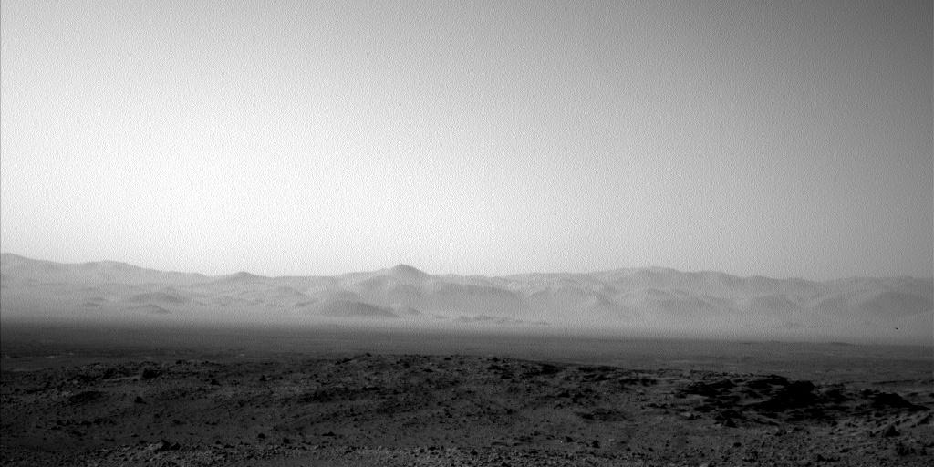 Nasa's Mars rover Curiosity acquired this image using its Left Navigation Camera on Sol 1077, at drive 814, site number 49