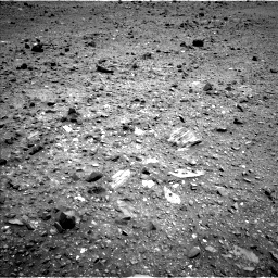 Nasa's Mars rover Curiosity acquired this image using its Left Navigation Camera on Sol 1078, at drive 826, site number 49
