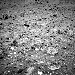 Nasa's Mars rover Curiosity acquired this image using its Left Navigation Camera on Sol 1078, at drive 832, site number 49