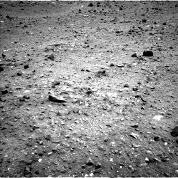 Nasa's Mars rover Curiosity acquired this image using its Left Navigation Camera on Sol 1078, at drive 844, site number 49