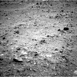 Nasa's Mars rover Curiosity acquired this image using its Left Navigation Camera on Sol 1078, at drive 850, site number 49