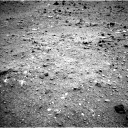 Nasa's Mars rover Curiosity acquired this image using its Left Navigation Camera on Sol 1078, at drive 868, site number 49