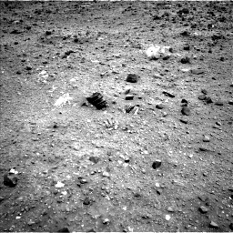 Nasa's Mars rover Curiosity acquired this image using its Left Navigation Camera on Sol 1078, at drive 922, site number 49