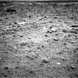 Nasa's Mars rover Curiosity acquired this image using its Left Navigation Camera on Sol 1078, at drive 976, site number 49