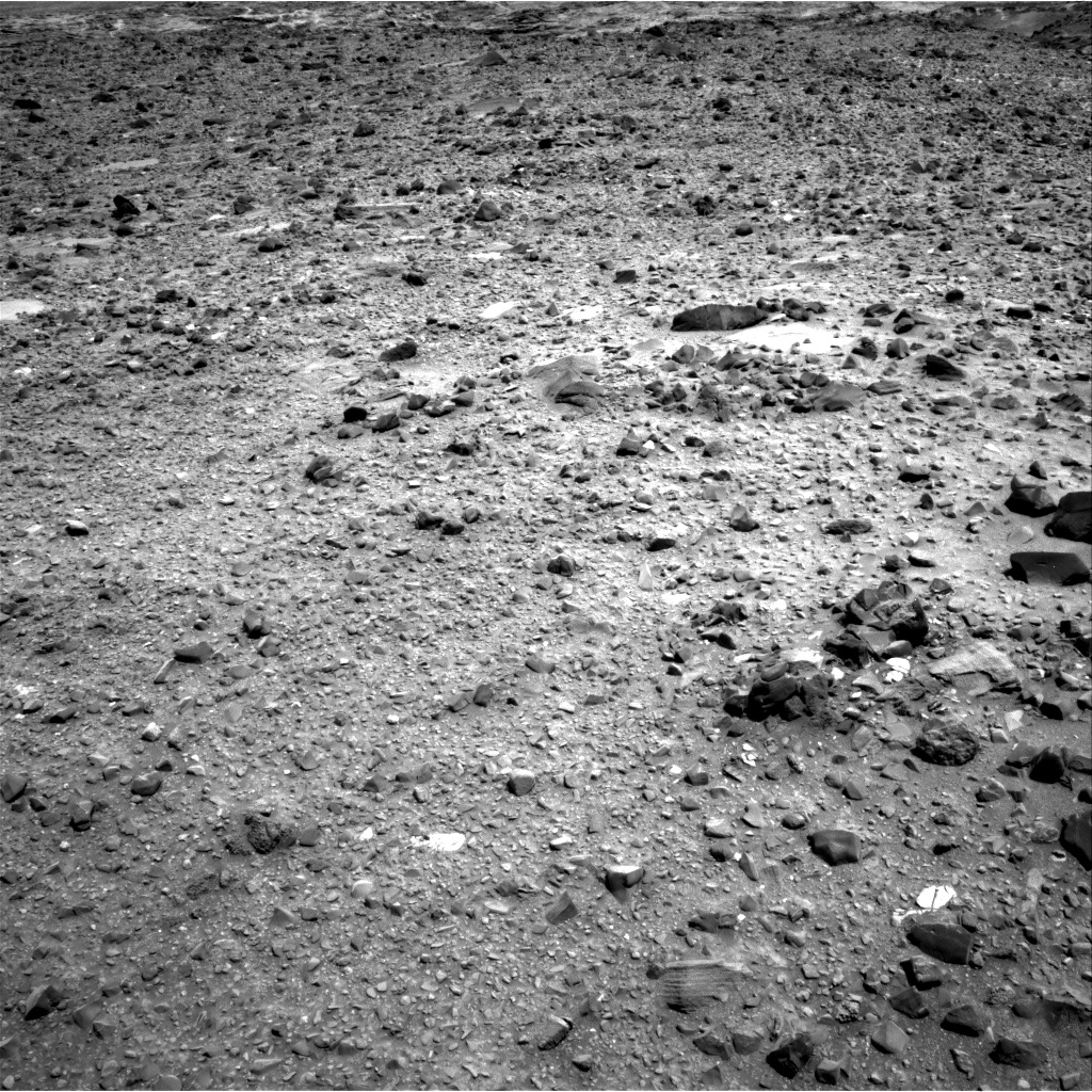 Nasa's Mars rover Curiosity acquired this image using its Right Navigation Camera on Sol 1078, at drive 976, site number 49