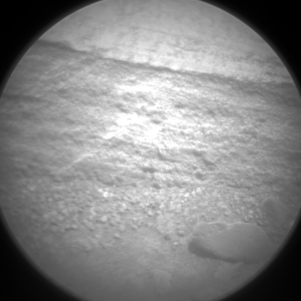 NASA's Mars rover Curiosity acquired this image using its Chemistry & Camera (ChemCam) on Sol 1080