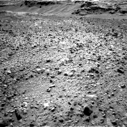 Nasa's Mars rover Curiosity acquired this image using its Left Navigation Camera on Sol 1080, at drive 1036, site number 49