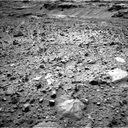 Nasa's Mars rover Curiosity acquired this image using its Left Navigation Camera on Sol 1080, at drive 1084, site number 49