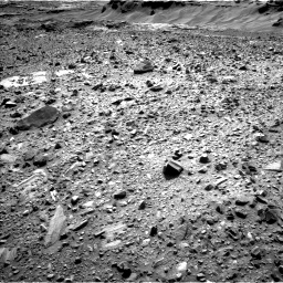 Nasa's Mars rover Curiosity acquired this image using its Left Navigation Camera on Sol 1080, at drive 1096, site number 49