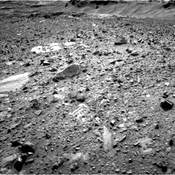 Nasa's Mars rover Curiosity acquired this image using its Left Navigation Camera on Sol 1080, at drive 1102, site number 49