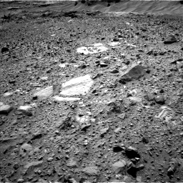 Nasa's Mars rover Curiosity acquired this image using its Left Navigation Camera on Sol 1080, at drive 1108, site number 49