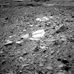 Nasa's Mars rover Curiosity acquired this image using its Left Navigation Camera on Sol 1080, at drive 1114, site number 49