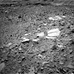 Nasa's Mars rover Curiosity acquired this image using its Left Navigation Camera on Sol 1080, at drive 1120, site number 49