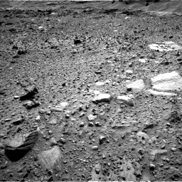 Nasa's Mars rover Curiosity acquired this image using its Left Navigation Camera on Sol 1080, at drive 1126, site number 49