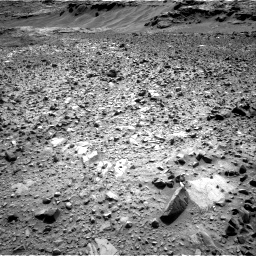 Nasa's Mars rover Curiosity acquired this image using its Right Navigation Camera on Sol 1080, at drive 1018, site number 49