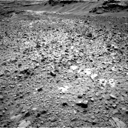 Nasa's Mars rover Curiosity acquired this image using its Right Navigation Camera on Sol 1080, at drive 1024, site number 49