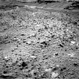 Nasa's Mars rover Curiosity acquired this image using its Right Navigation Camera on Sol 1080, at drive 1030, site number 49
