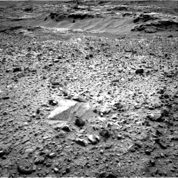 Nasa's Mars rover Curiosity acquired this image using its Right Navigation Camera on Sol 1080, at drive 1066, site number 49