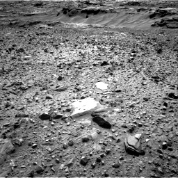 Nasa's Mars rover Curiosity acquired this image using its Right Navigation Camera on Sol 1080, at drive 1078, site number 49