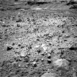 Nasa's Mars rover Curiosity acquired this image using its Right Navigation Camera on Sol 1080, at drive 1090, site number 49