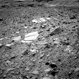 Nasa's Mars rover Curiosity acquired this image using its Right Navigation Camera on Sol 1080, at drive 1114, site number 49